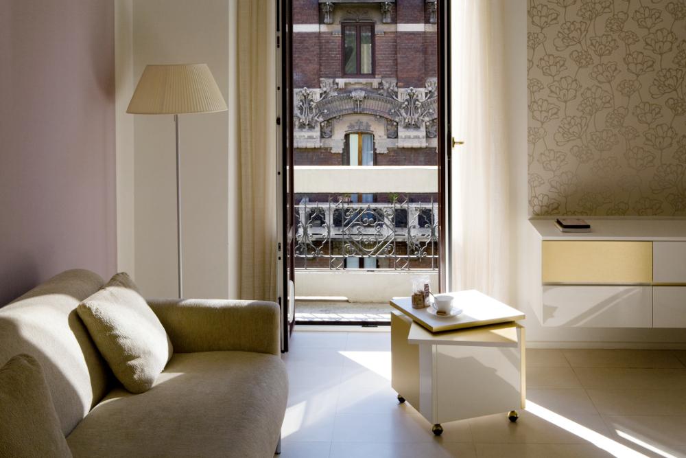 Residence la casa di alice residence milano for Appartamenti arredati in affitto milano